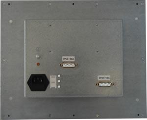 Ersatzbildschirm für Gildemeister CT20/CT40, CTX400/CTX500 Steuerung EPL1, EPL2/2.2, EP1190