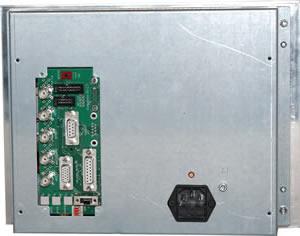 8,4 TFT Einbaumonitor für 9 CRT Monochrom- und 10 CRT Farbmonitor