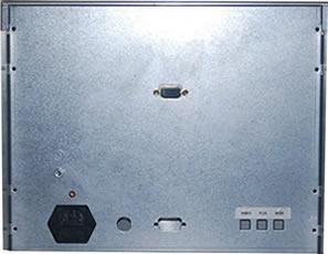 Ersatzbildschirm für Osai Mc Fast 8600