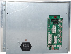 Einbaumonitor für Selca S1000V und S1100V