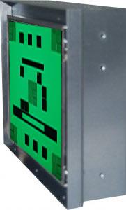Ersatzmonitor für Osai Mc Fast 8600