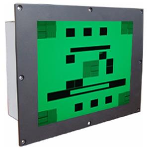 Ersatzmonitor für Reishauer RG und RGB