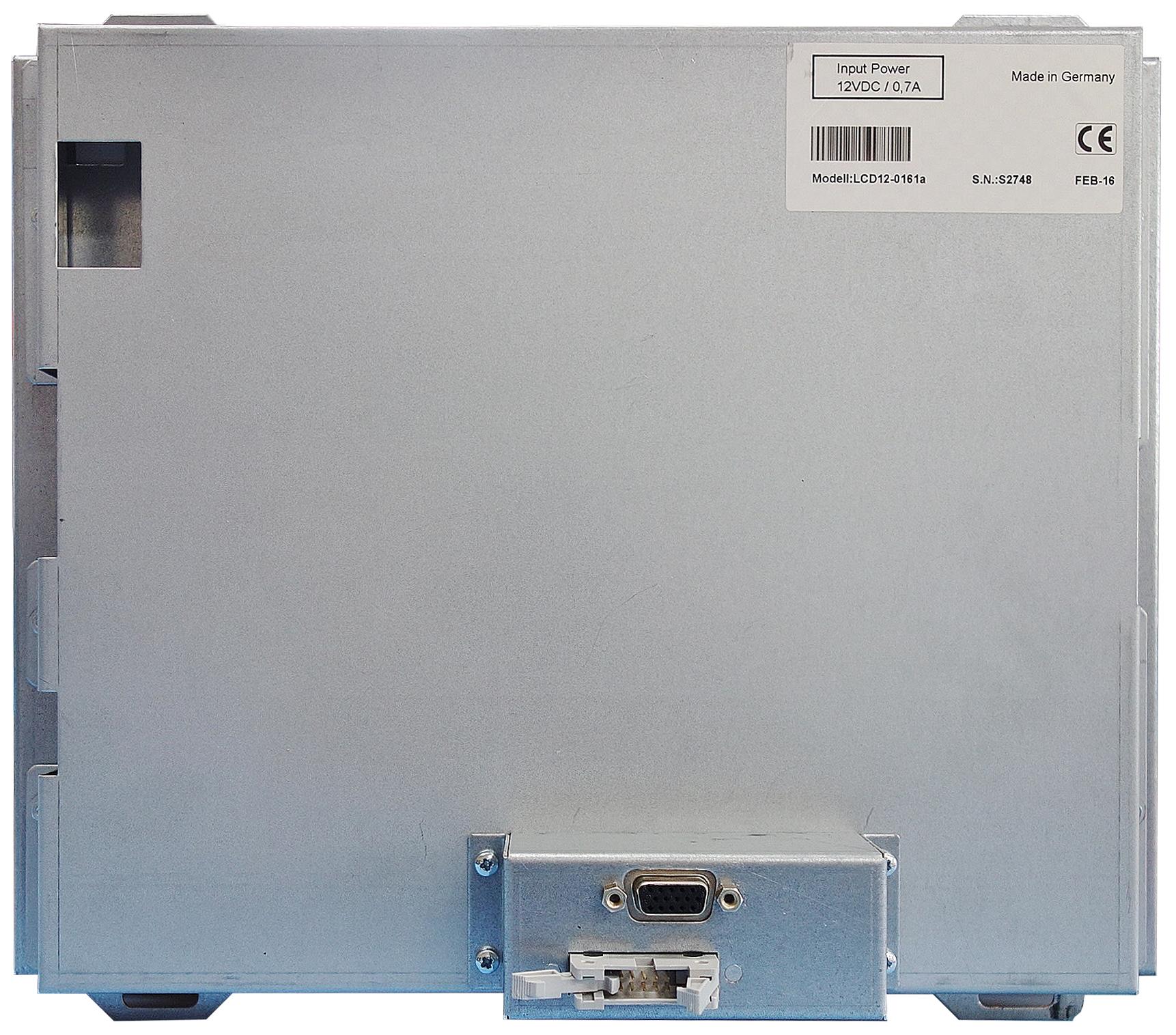 Ersatzbildschirm für Hurco Ultimax 4, WinMax und VMX 24